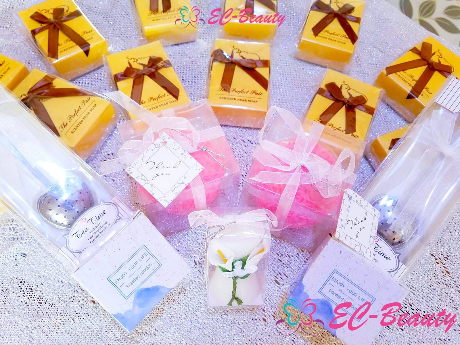EC-Beauty 婚宴回禮禮物