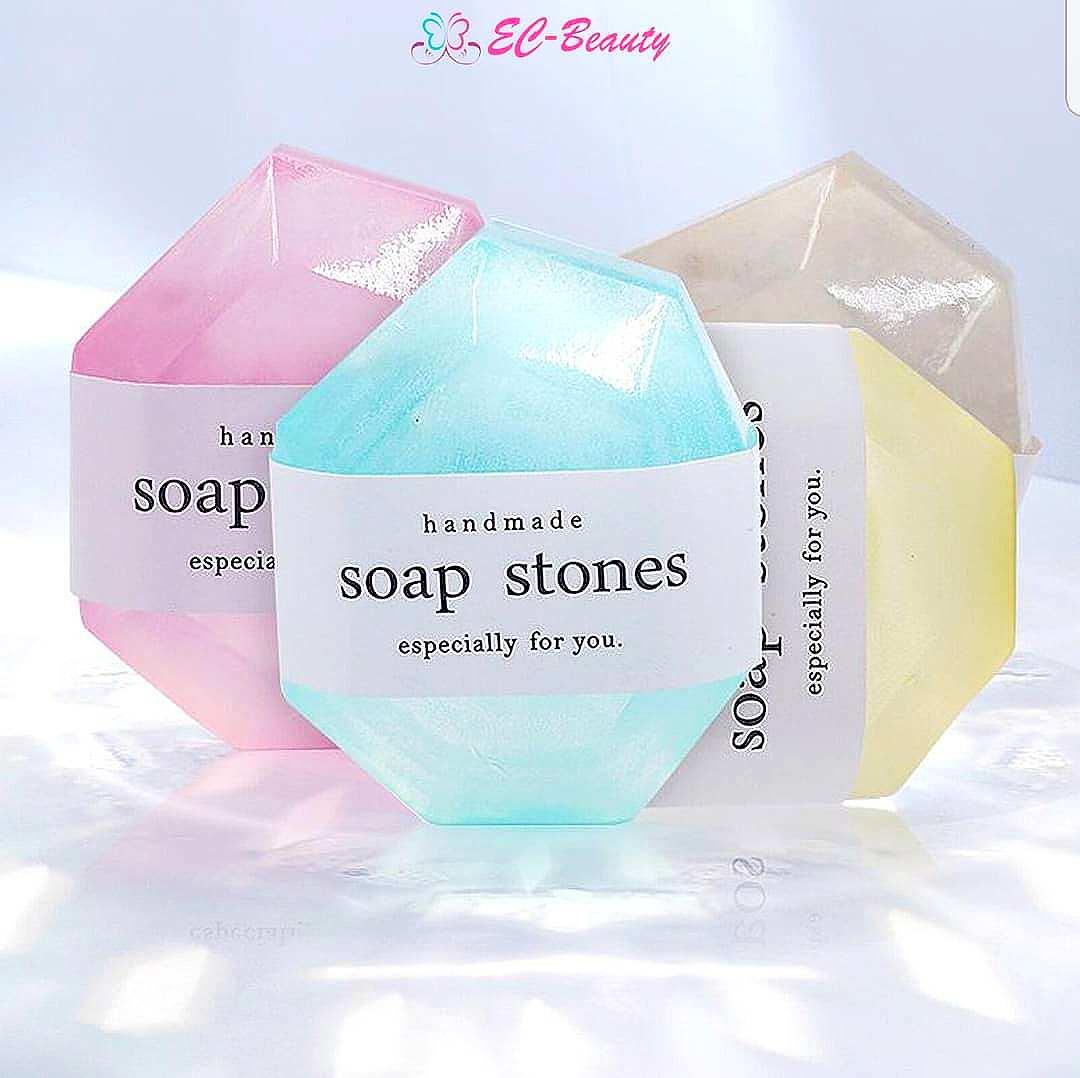 結婚回禮 小禮物 晶瑩剔透 寶石皂