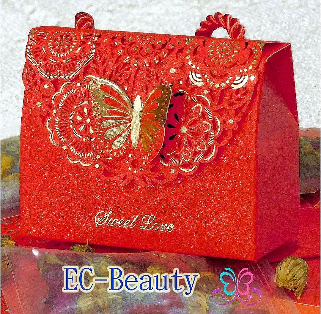 EC-Beauty 專營結婚回禮 和 人情箱製作。